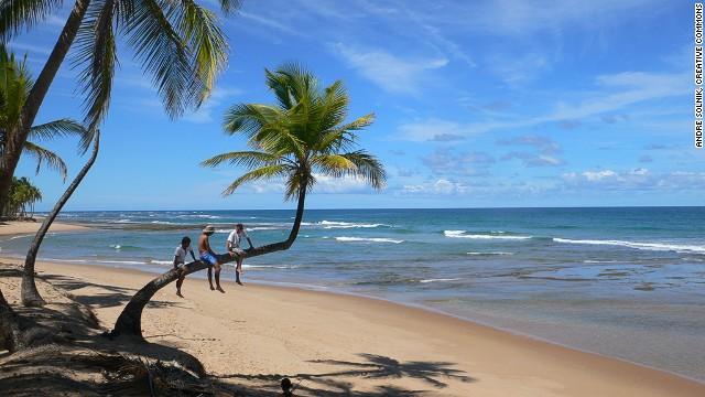 6 от най-добрите плажове в Бразилия