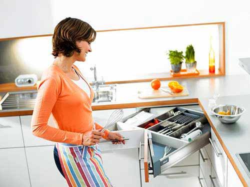 Удобство и функционалност с избора на кухни