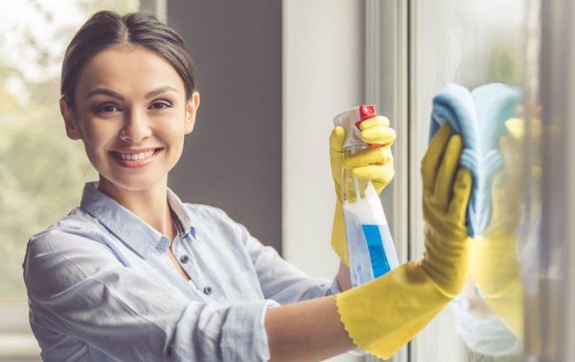 Народни почистващи средства за прозорци