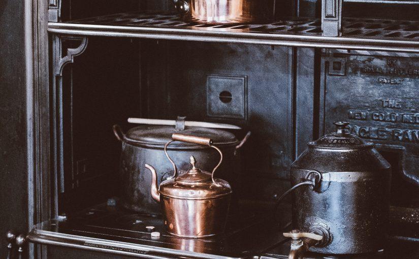 Изхвърляне на кухненска електрическа печка